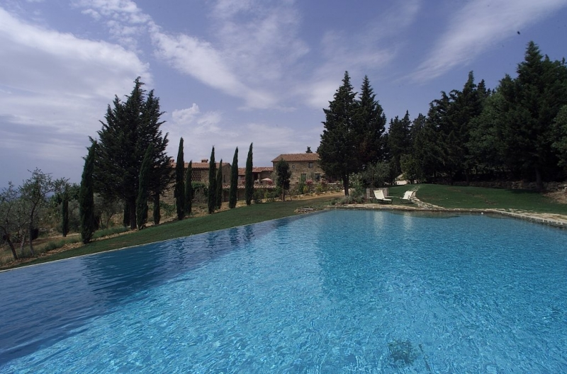 Accommodation in chianti area