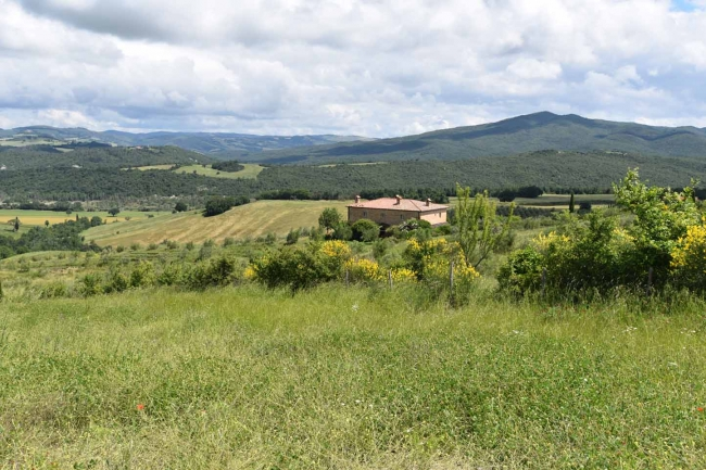 Charming farmhouse between Volterra and Pomarance